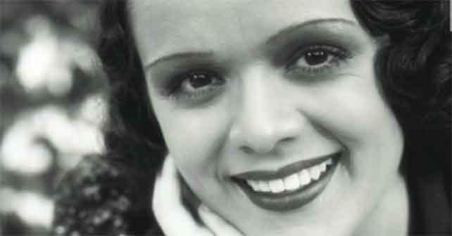 Blanquita Negri, la actriz villafranquina que enloqueció a Carlos Gardel 1