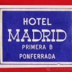 El Hotel Madrid de Ponferrada cierra sus puertas tras 75 años de historia 11