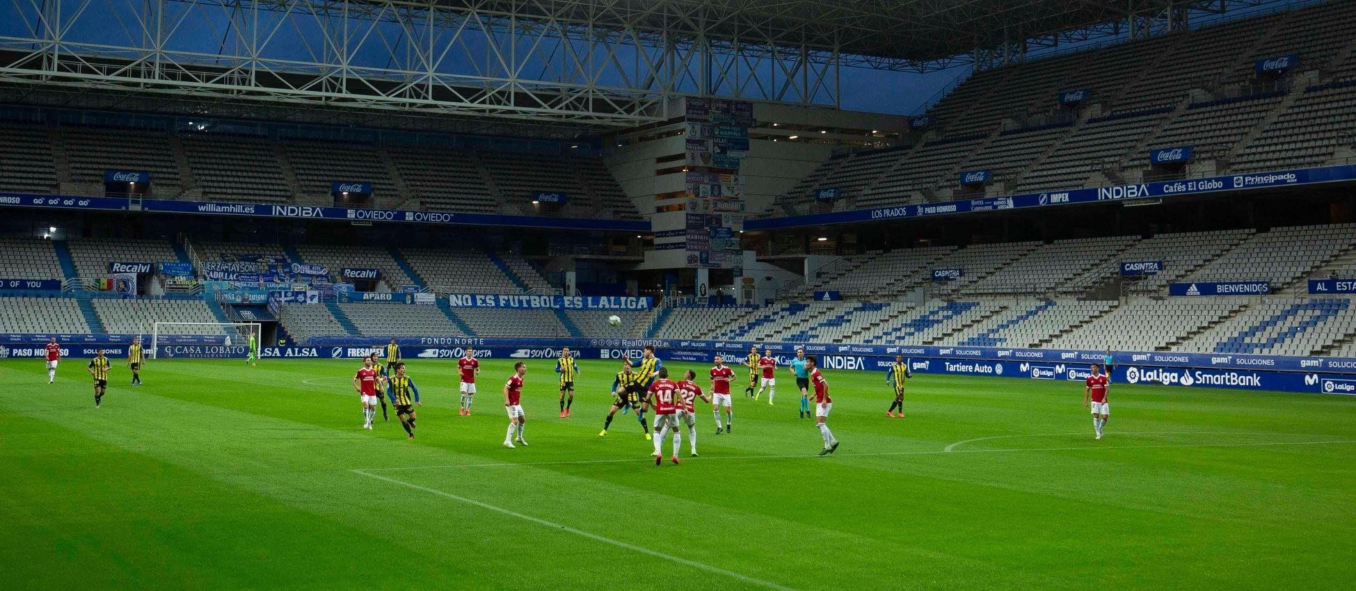 Real Oviedo 0 - SD Ponferradina 0. La Deportiva regresa de Oviedo con la sensación de haber dejado escapar los tres puntos 3