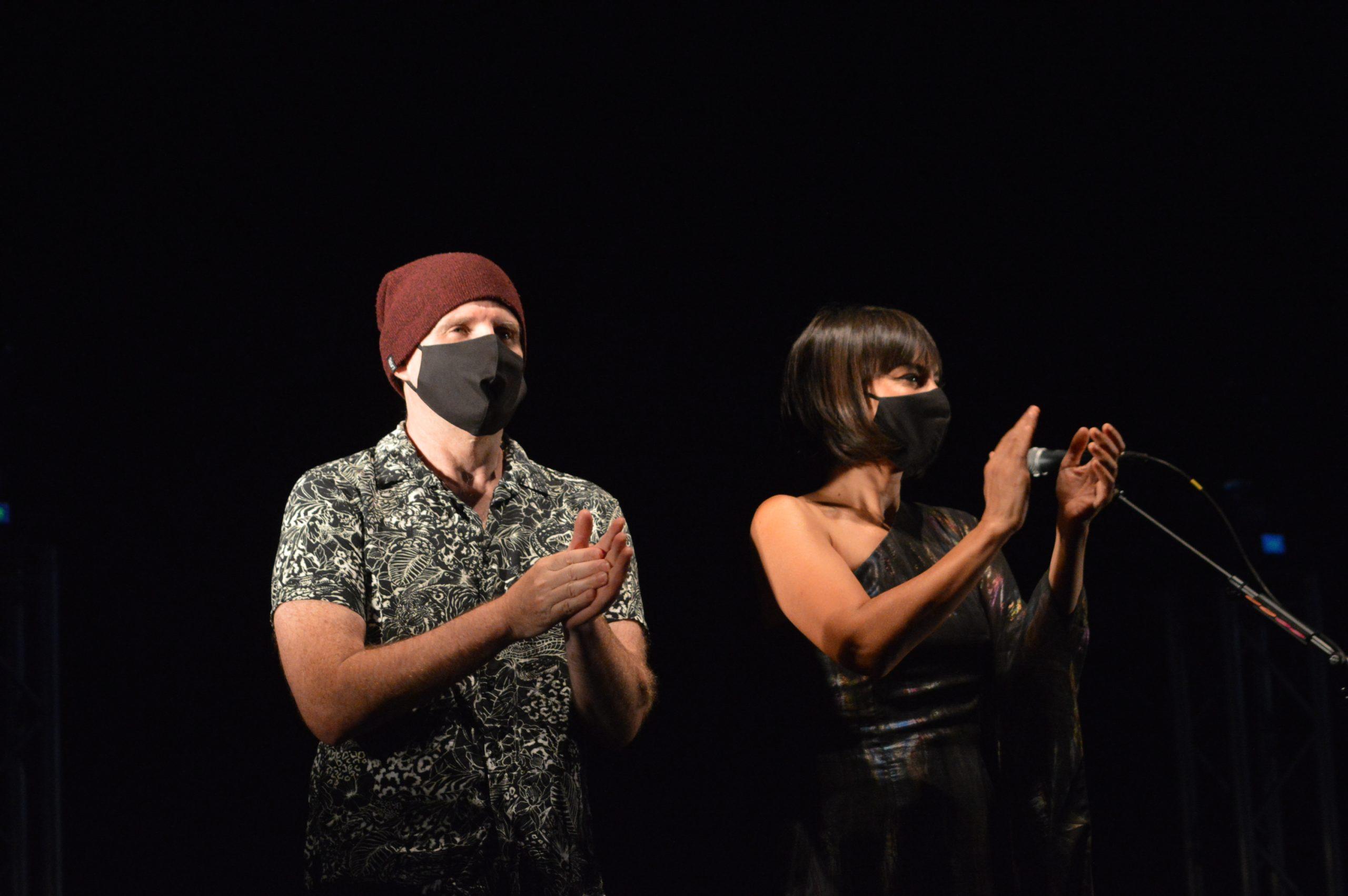 Concierto de Amaral en el verano #ponferradateabraza, la cercanía del dúo zaragozano alejó la distancia social 2