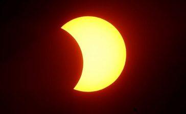 Cuándo y cómo se podrá ver hoy el eclipse parcial de sol en el Bierzo 6