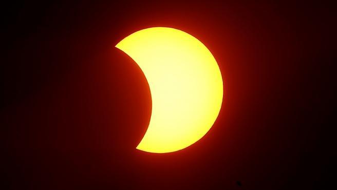Cuándo y cómo se podrá ver hoy el eclipse parcial de sol en el Bierzo 1