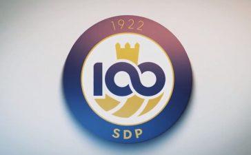 La Ponferradina presenta el símbolo que representará al club durante el centenario 5